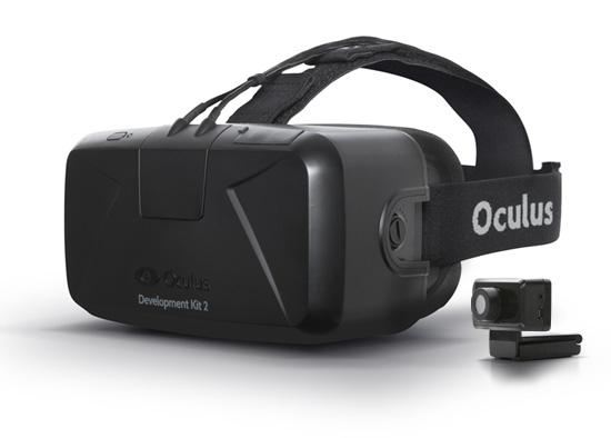 Oculus Rift DK2 dev-kit v.2 revealed: 1080p and more