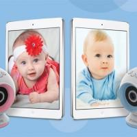 D-Link WiFi Baby monitor sends video to a tablet or smartphone
