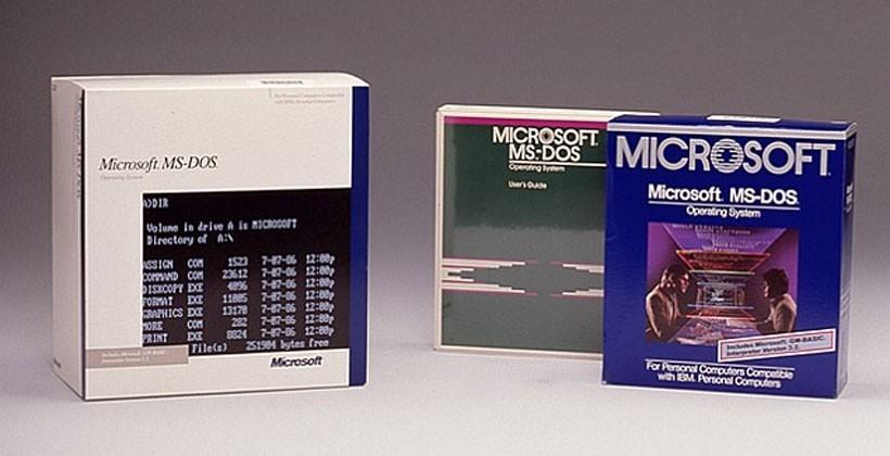 Microsoft tosses source code for MS-DOS and Word for Windows online