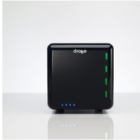 Drobo 3rd-gen boosts speed and Time Machine usefulness