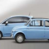 Fiat 500 1957 Edition rolls into dealerships in late spring