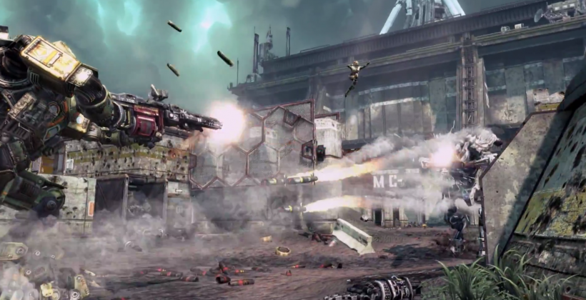 Titanfall launch gameplay trailer analysis