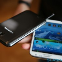 Samsung Galaxy backdoor could pose data risk [Updated]