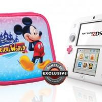 "Nintendo 2DS ""Peach Pink"" model hits GameStop exclusively"