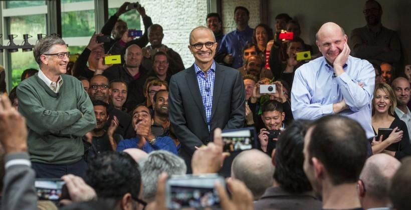 Microsoft CEO doubted Nokia deal in screaming Ballmer board meeting