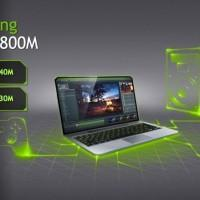 NVIDIA GeForce GTX 800M to make notebook gaming realistic