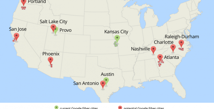 Google Fiber contract given San Antonio approval