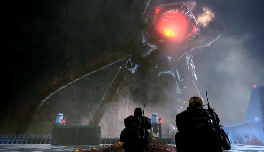 Cod Ghosts Dlc 2 Gameplay Trailer Brings Predator To Extinction