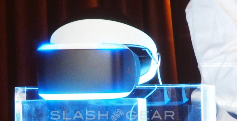 Sony Project Morpheus: Virtual Reality headset for the PlayStation 4