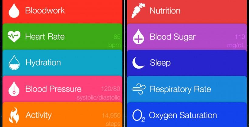 iOS Healthbook details leak for tipped iOS 8 launch