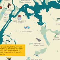 Microsoft HereHere maps NYC complaints