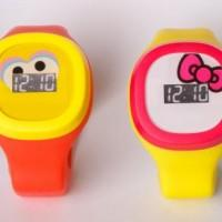 hereO is a trendy GPS watch for kids