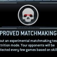 Titanfall Matchmaking System updated: skill-based in Beta mode