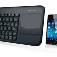 Logitech Harmony Smart Keyboard makes streaming-media device control easier