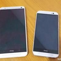 All New HTC One photos leak comparing size to One Max