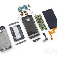 HTC One (M8) iFixit teardown shows the juicy insides