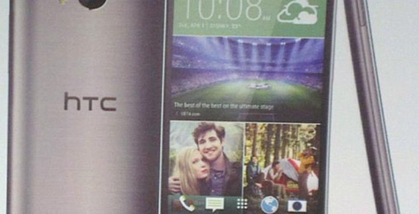 All-new HTC One dual camera details revealed in leak