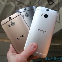This is the new HTC One M8