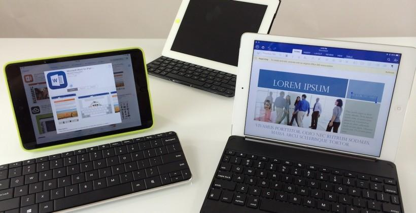 Office for iPad Keyboard Case review round-up