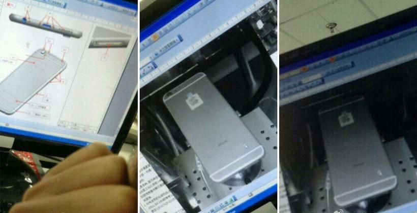 iPhone 6 reportedly leaks with curvy case
