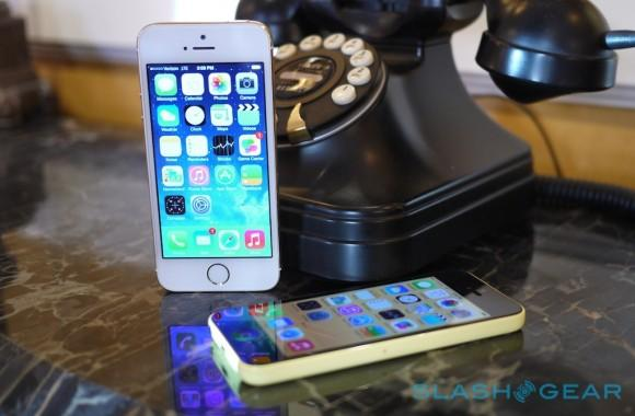 iPhone 5c 8GB and iPad 2 replacement: why moving sideways works