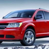 Dodge unveils 2014 Journey packing V6 power and AWD