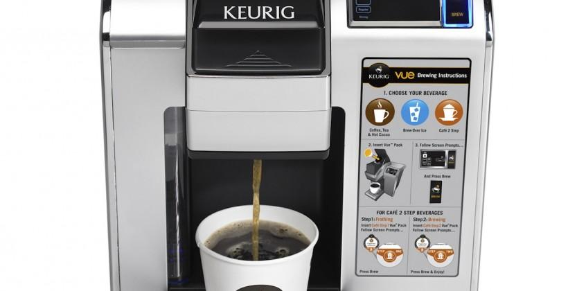 Keurig 2.0 pod DRM will lock out unofficial coffee pods