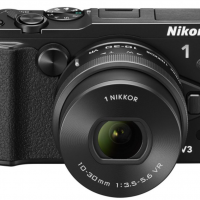 Nikon 1 V3 unveiled with WiFi, vari-angle LCD