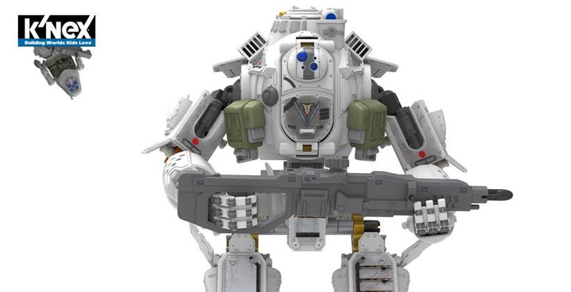 Titanfall K'NEX sets release headed to Fall 2014
