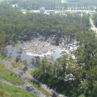 NASA UAV radar system picked up signs of massive Louisiana sinkhole before it happened