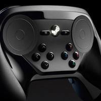 SteamOS controller redesign up close: buttons galore