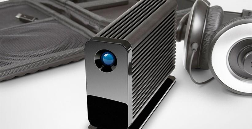 LaCie Little Big disk with Thunderbolt 2 now shipping