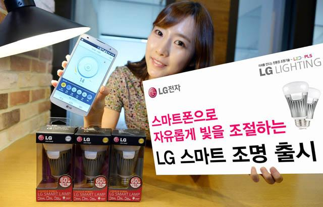 LG Smart Lamp takes on Hue with Bluetooth bulb