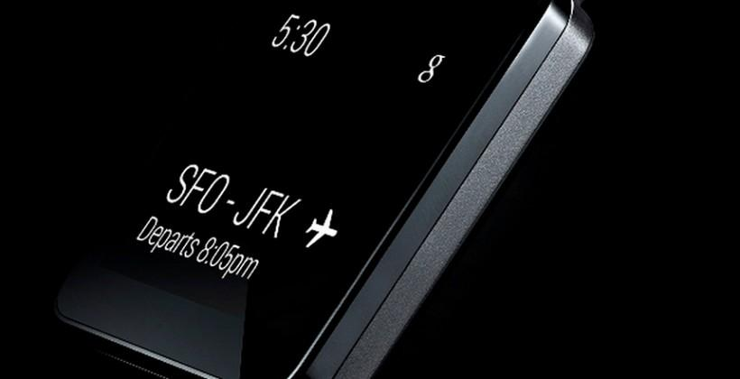 LG G Watch detailed as first Android Wear wearable device