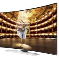 Samsung U9000 Curved UltraHD TV arrives this month