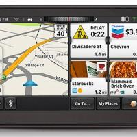 Magellan SmartGPS 5390 finds the closest gas and eateries