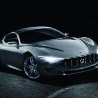 "Maserati Alfieri concept coupe is ""door to future"""