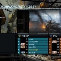 matchmaking titanfall
