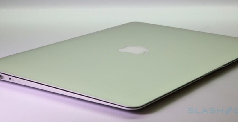 Retina MacBook Air tipped for 2014