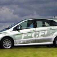 Mercedes hydrogen fuel cell car due 2017