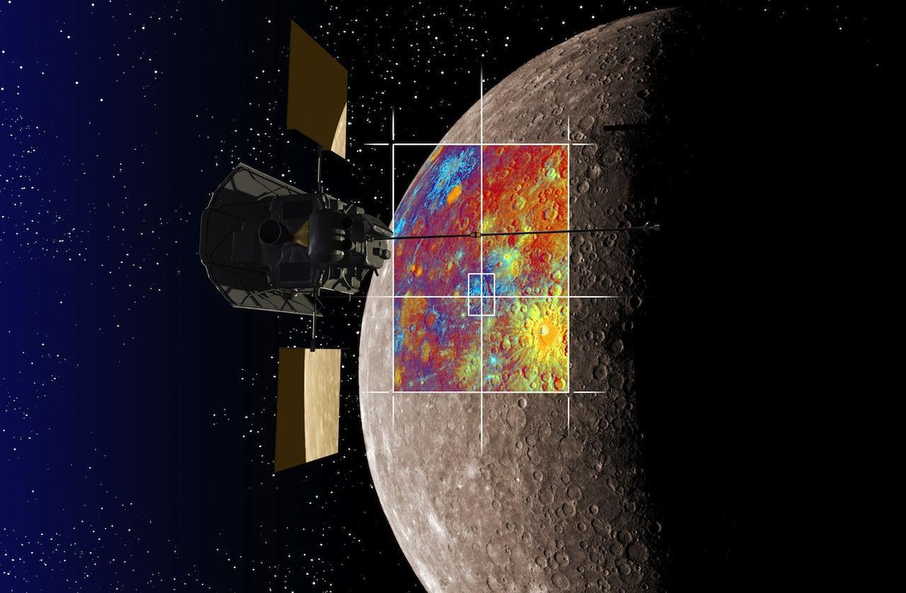 messenger spacecraft discoveries - HD1280×838