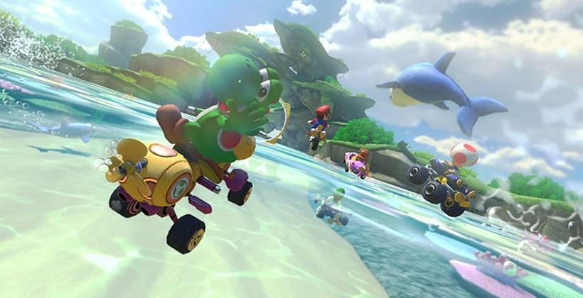 Mario Karting Reimagined heads to 2014 SXSW with real world kart racing