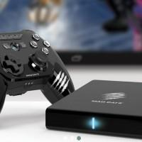 OUYA Everywhere puts platform on Mad Catz M.O.J.O. Micro-Console