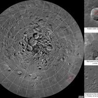 Interactive mosaic of moon's North Pole unveiled by NASA
