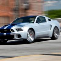 Need for Speed Mustang heads to auction next month