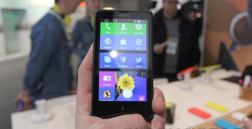 Nokia X 1 million preorders claim disputed