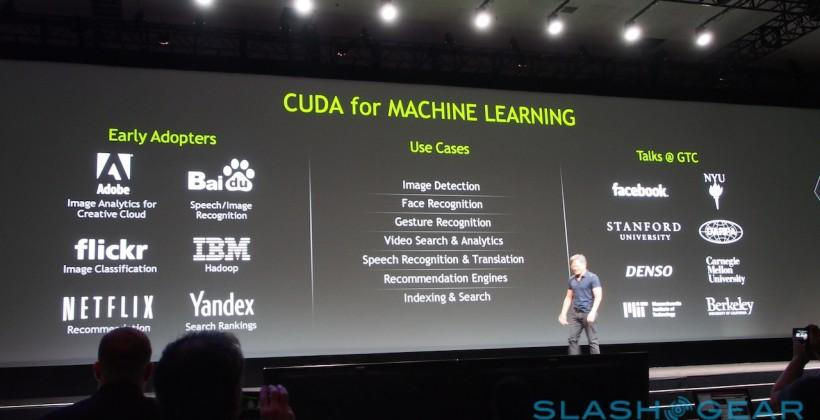 NVIDIA talks smarter supercomputers for better AI
