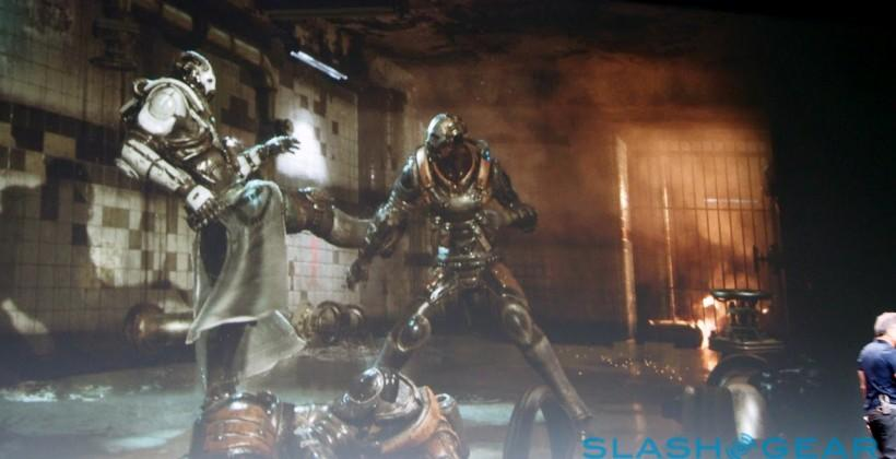Unreal Engine 4 demoed with NVIDIA GeForce Titan Z to dazzle