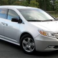 Honda recalls nearly 900k Odyssey vans due to fire risk