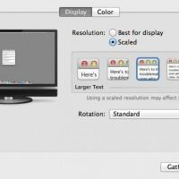 OS X 10.9.3 to bring 4K display and 60 Hz output on 2013 MacBook Pro